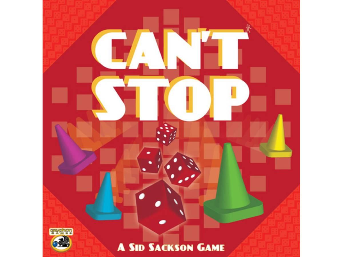 キャントストップ(Can't Stop)の画像 #31012 ボドゲーマ運営事務局さん