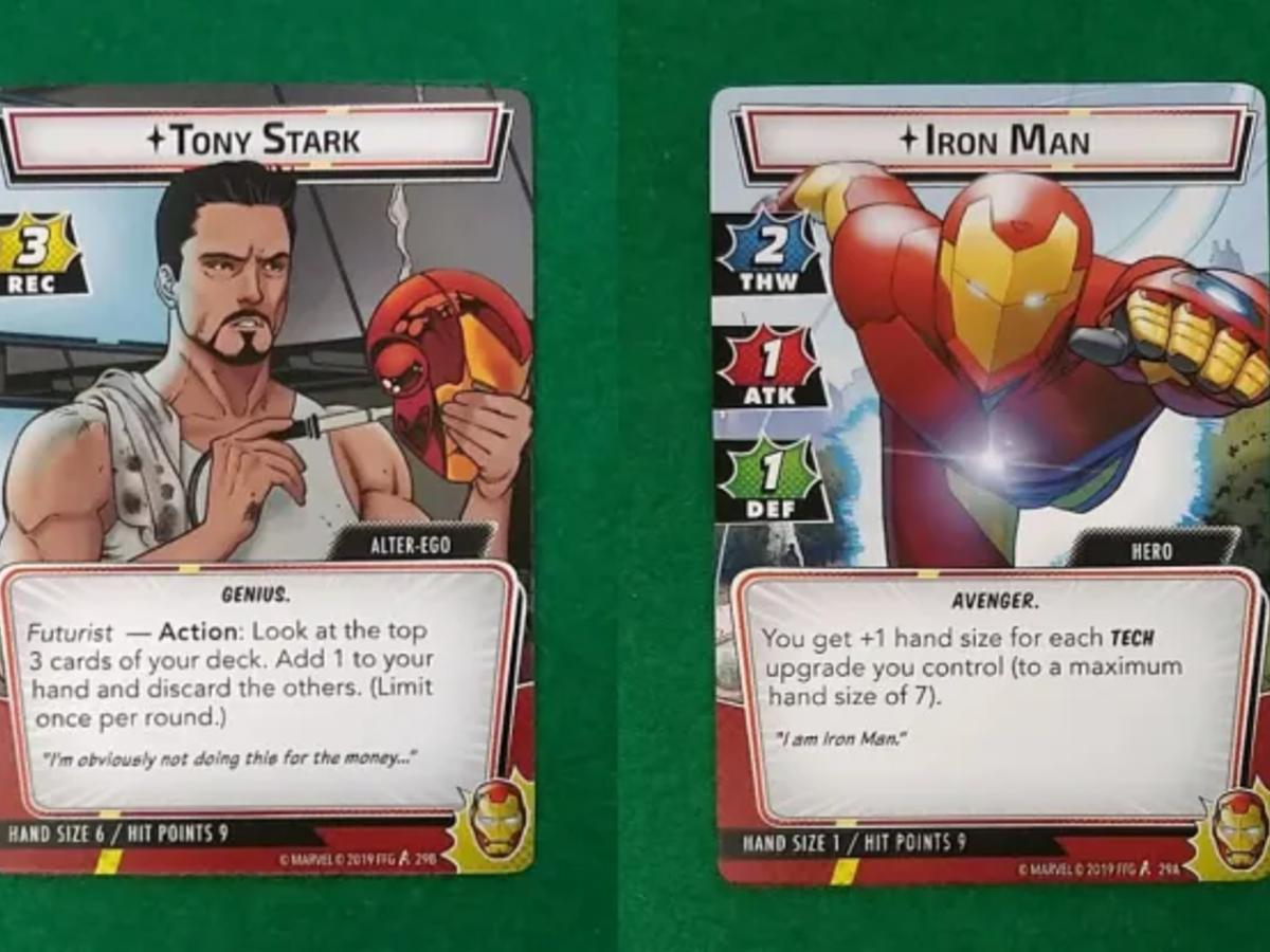 マーベルチャンピオンズ:カードゲーム(Marvel Champions: The Card Game)の画像 #58147 だいすけさん
