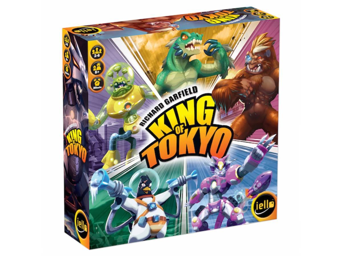 新・キング・オブ・トーキョー(King of Tokyo: Renewal)の画像 #33363 ボドゲーマ運営事務局さん