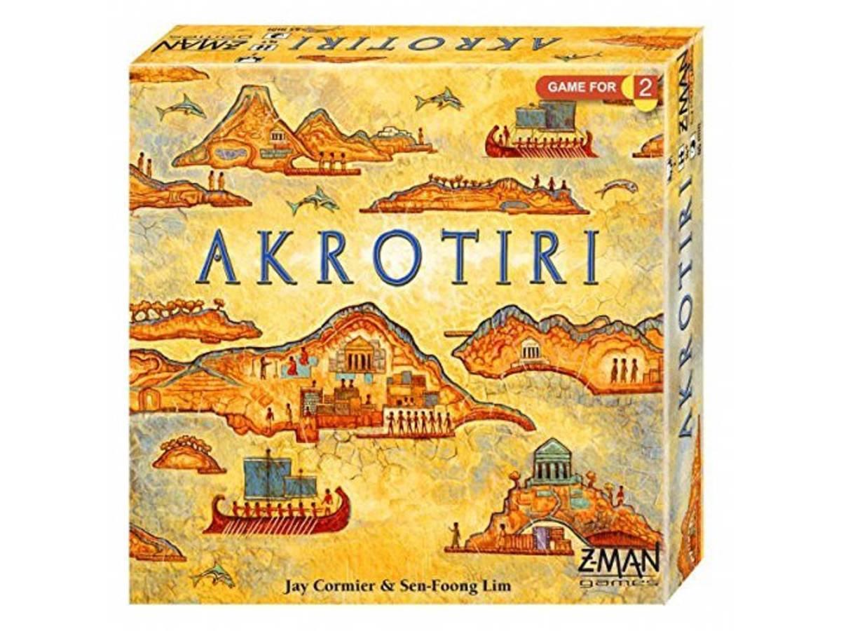 アクロティリ(Akrotiri)の画像 #33830 ボドゲーマ運営事務局さん