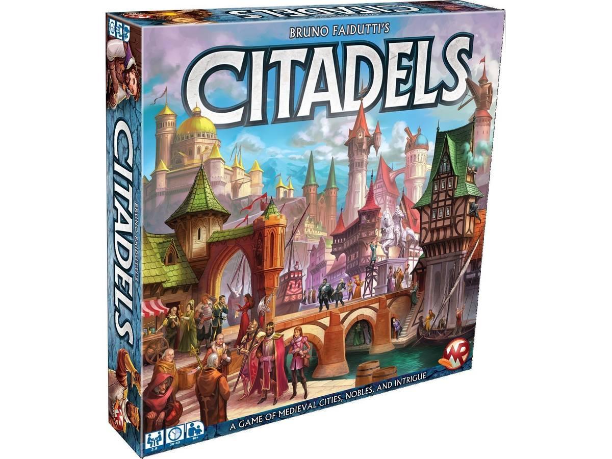 あやつり人形:新版(Citadels)の画像 #40373 まつながさん