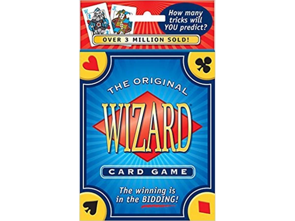 ウィザード・カードゲーム(Wizard Card Game)の画像 #38265 名無しさん