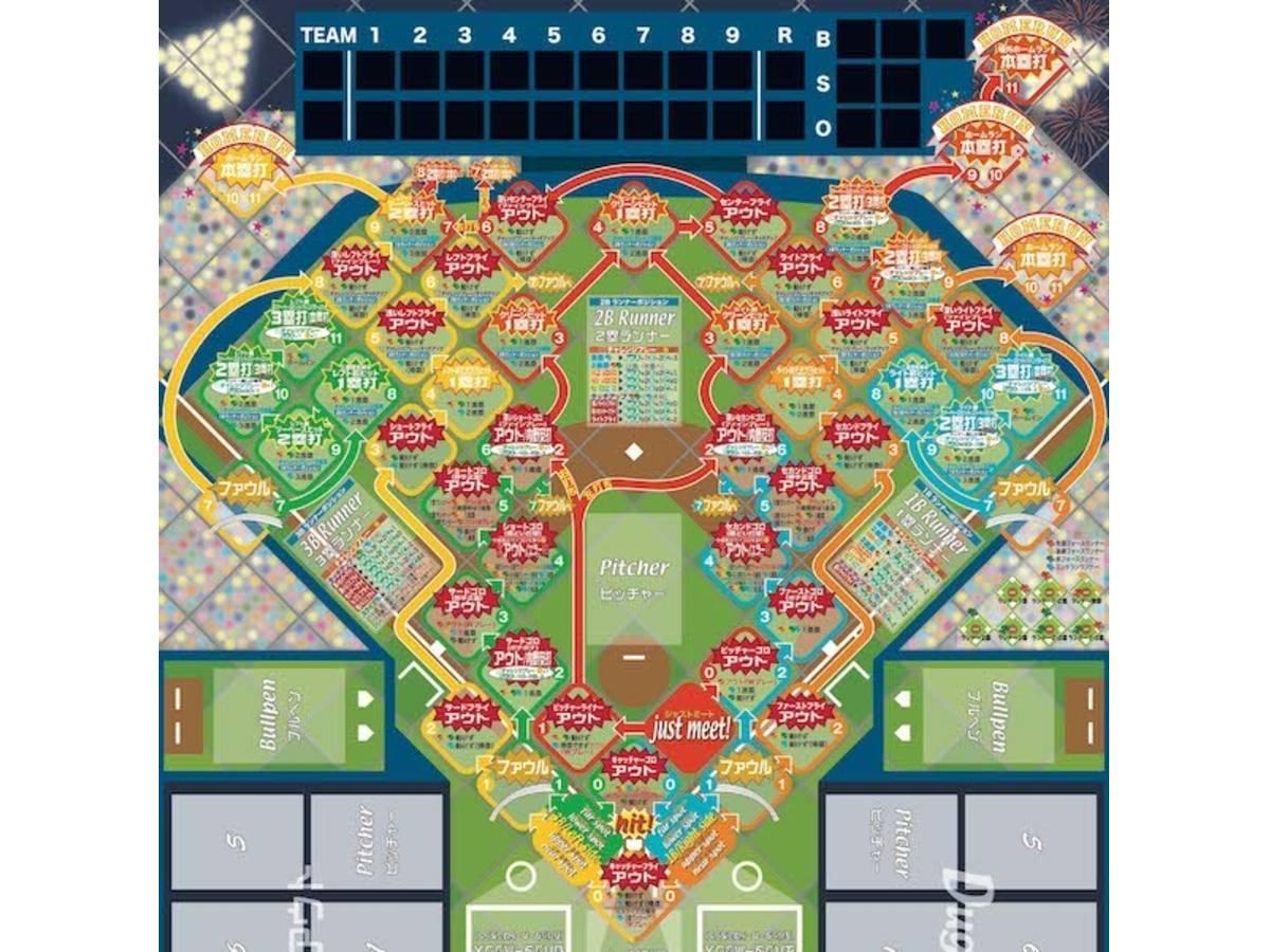 マス目野球エキサイト超(スーパー)(Square Baseball Excite Super)の画像 #70499 ベリーマッチ・トイさん