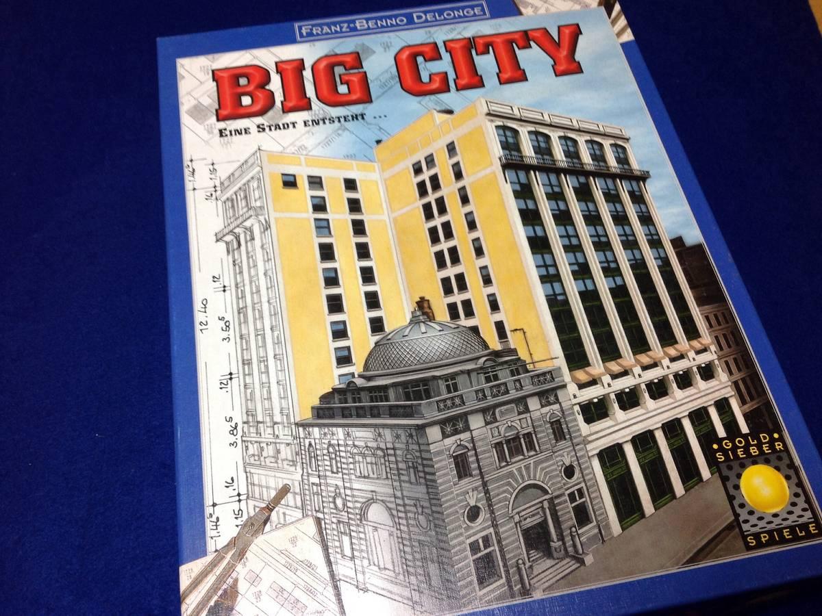 ビッグ・シティ(Big City)の画像 #30423 GUDAGUDASAMAさん