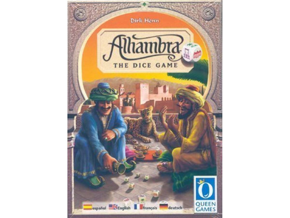 アルハンブラダイス(Alhambra Dice)の画像 #37220 まつながさん