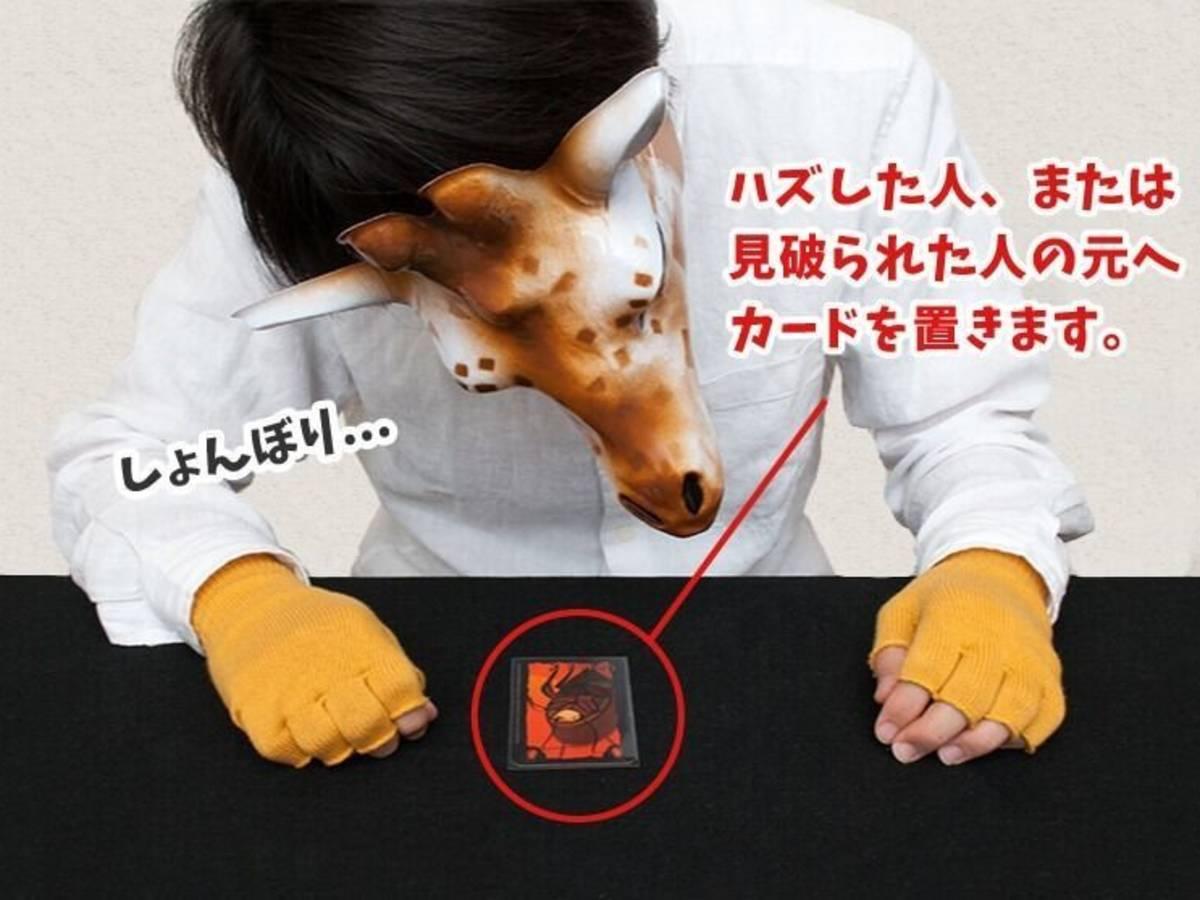 ごきぶりポーカー(Cockroach Poker / Kakerlakenpoker)の画像 #52467 FUTARIASOBIさん