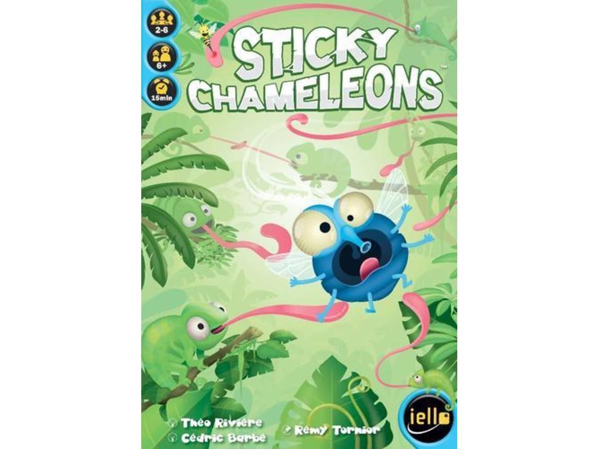 ひっつきカメレオン(Sticky Chameleons)の画像 #39844 まつながさん