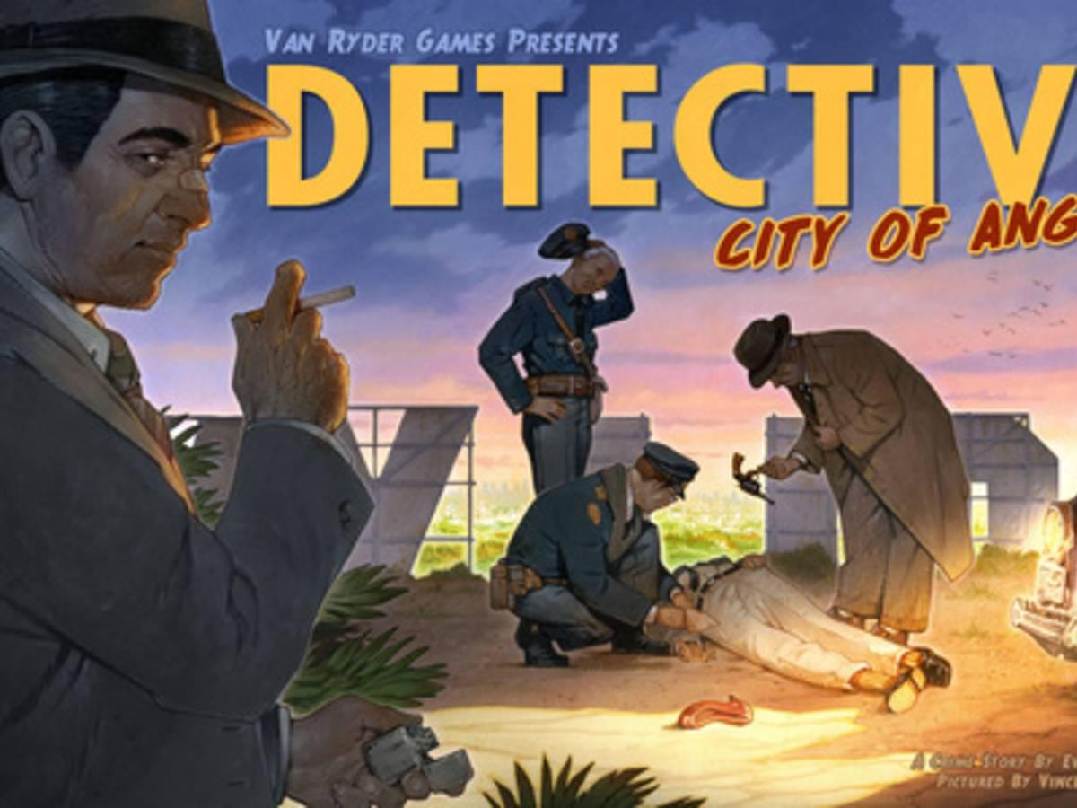 ディテクティブ:シティ・オブ・エンジェルズ(Detective: City of Angels)の画像 #40489 まつながさん