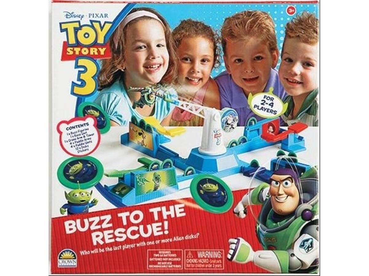 トイ・ストーリー3 バズ レスキューゲーム(TOY STORY 3 BUZZ TO THE RESCUE)の画像 #34268 ボドゲーマ運営事務局さん