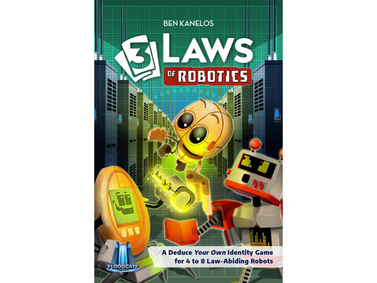 3ロー・オブ・ロボティクス(3 Laws of Robotics)の画像 #53933 らめるんさん