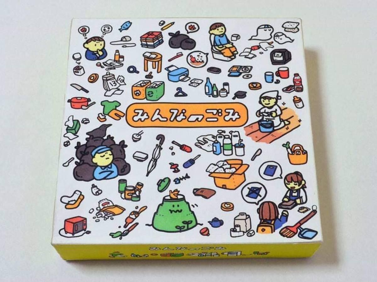 みんなのごみ(Minna no Gomi)の画像 #53325 遊べるボードゲーム屋ファミーリエさん