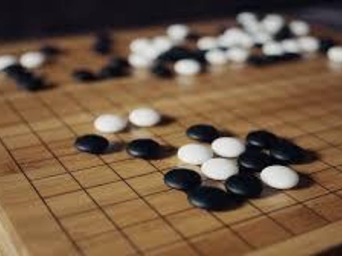囲碁(Igo)の画像 #42811 ボードゲームカフェ『ぐらすぺ!』さん