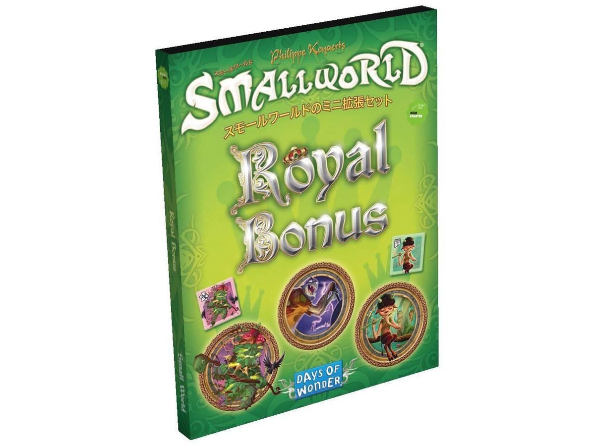 スモールワールド:ロイヤルボーナス(Small World: Royal Bonus)の画像 #31726 ボドゲーマ運営事務局さん