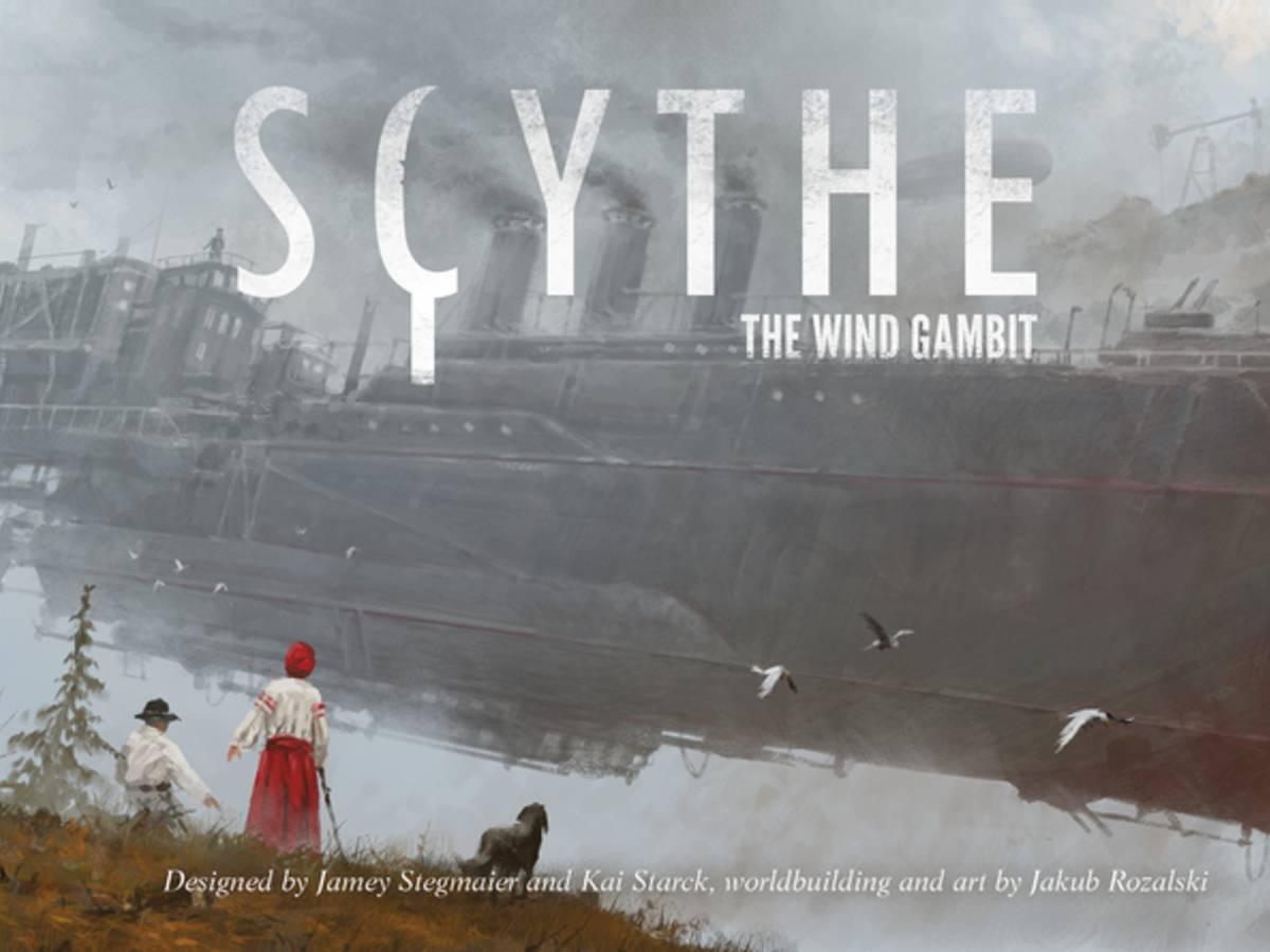 サイズ -大鎌戦役-:風に舞う策謀(拡張)(Scythe: The Wind Gambit)の画像 #36248 ボドゲーマ運営事務局さん