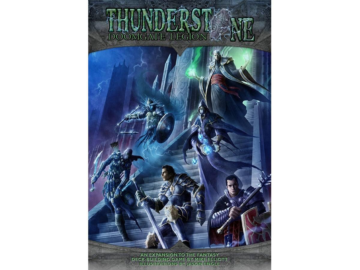 サンダーストーン:宿命の軍団(Thunderstone: Doomgate Legion)の画像 #36629 ボドゲーマ運営事務局さん