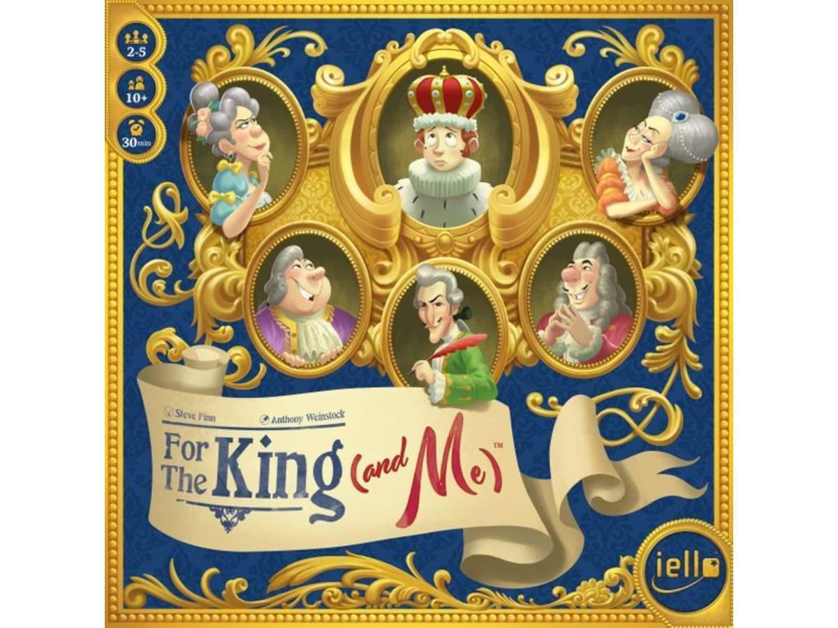 我と王のために(For the King (and Me))の画像 #71330 まつながさん