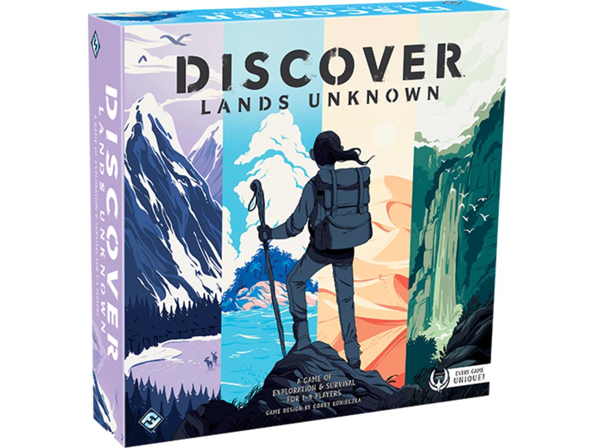 ディスカバー:未知なる大地へ(Discover: Lands Unknown)の画像 #46328 まつながさん