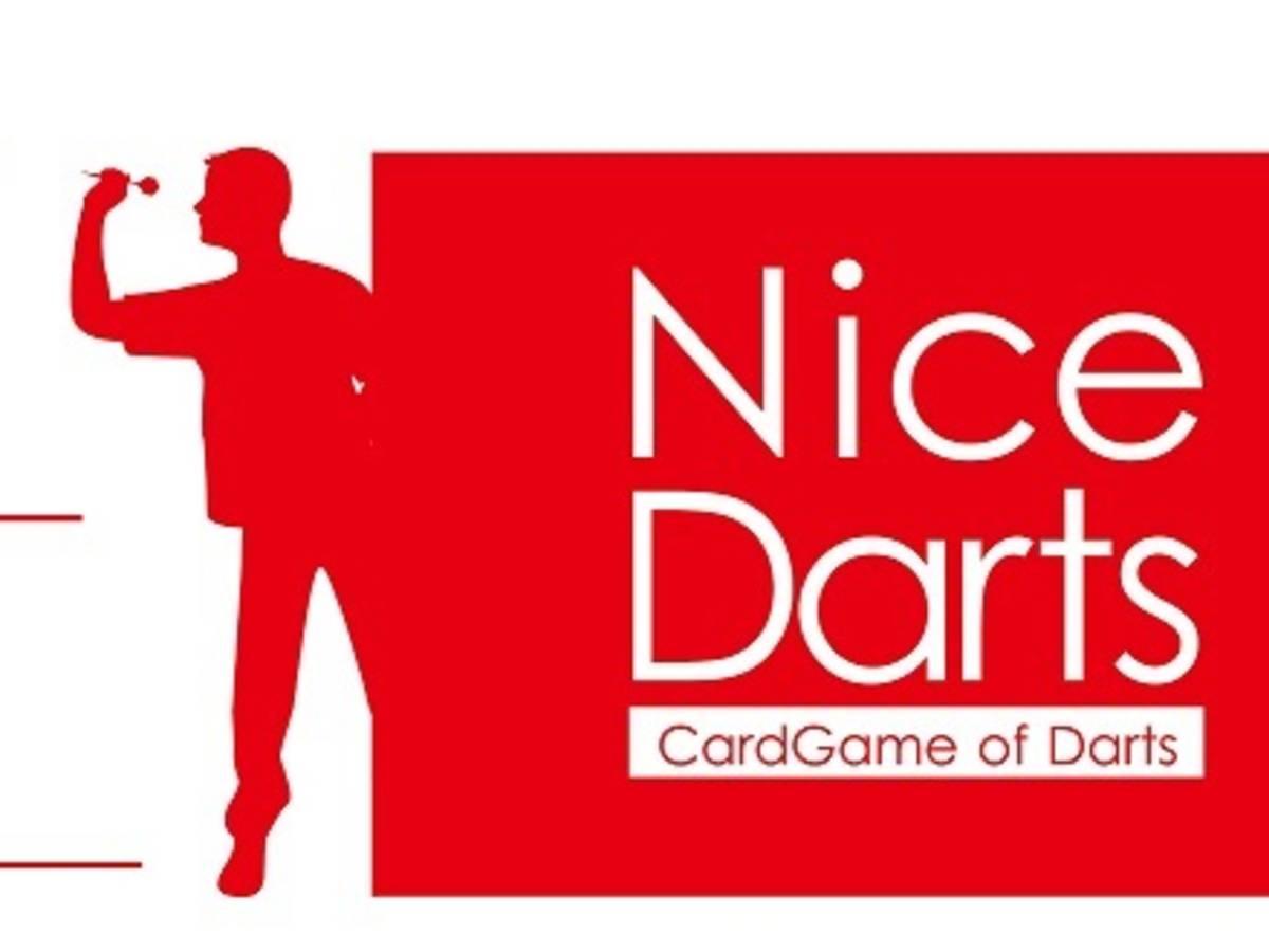 Nice Darts -CardGame of Darts- 追加パック(Nice Darts -CardGame of Darts- Expansion pack)の画像 #56207 らめるんさん