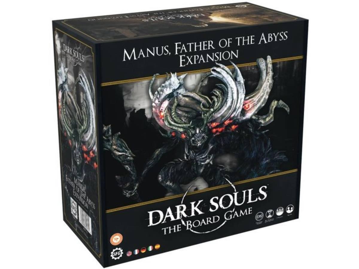 ダークソウル ボードゲーム:深淵の主マヌス(拡張)(Dark Souls: The Board Game – Manus, Father of the Abyss Boss Expansion)の画像 #72260 まつながさん