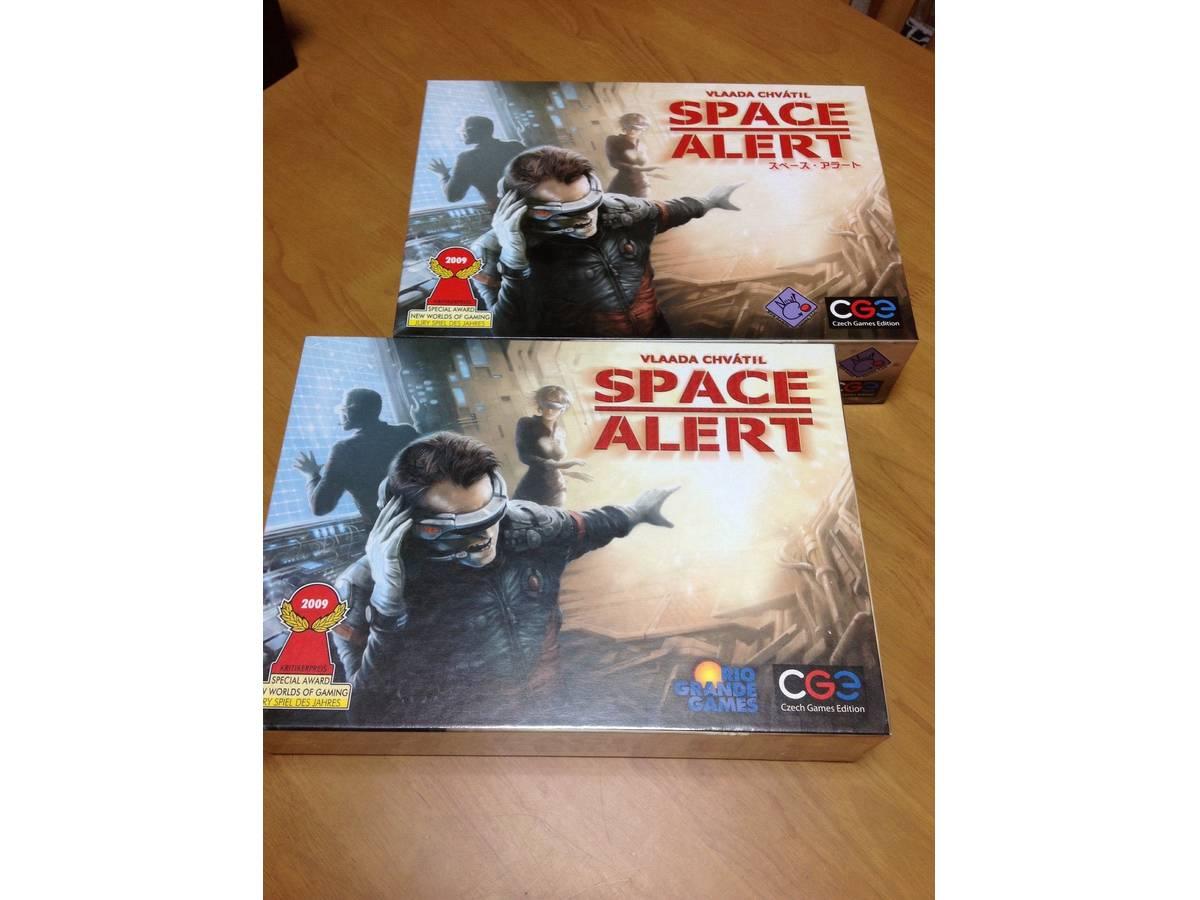 スペース・アラート(Space Alert)の画像 #30155 GUDAGUDASAMAさん