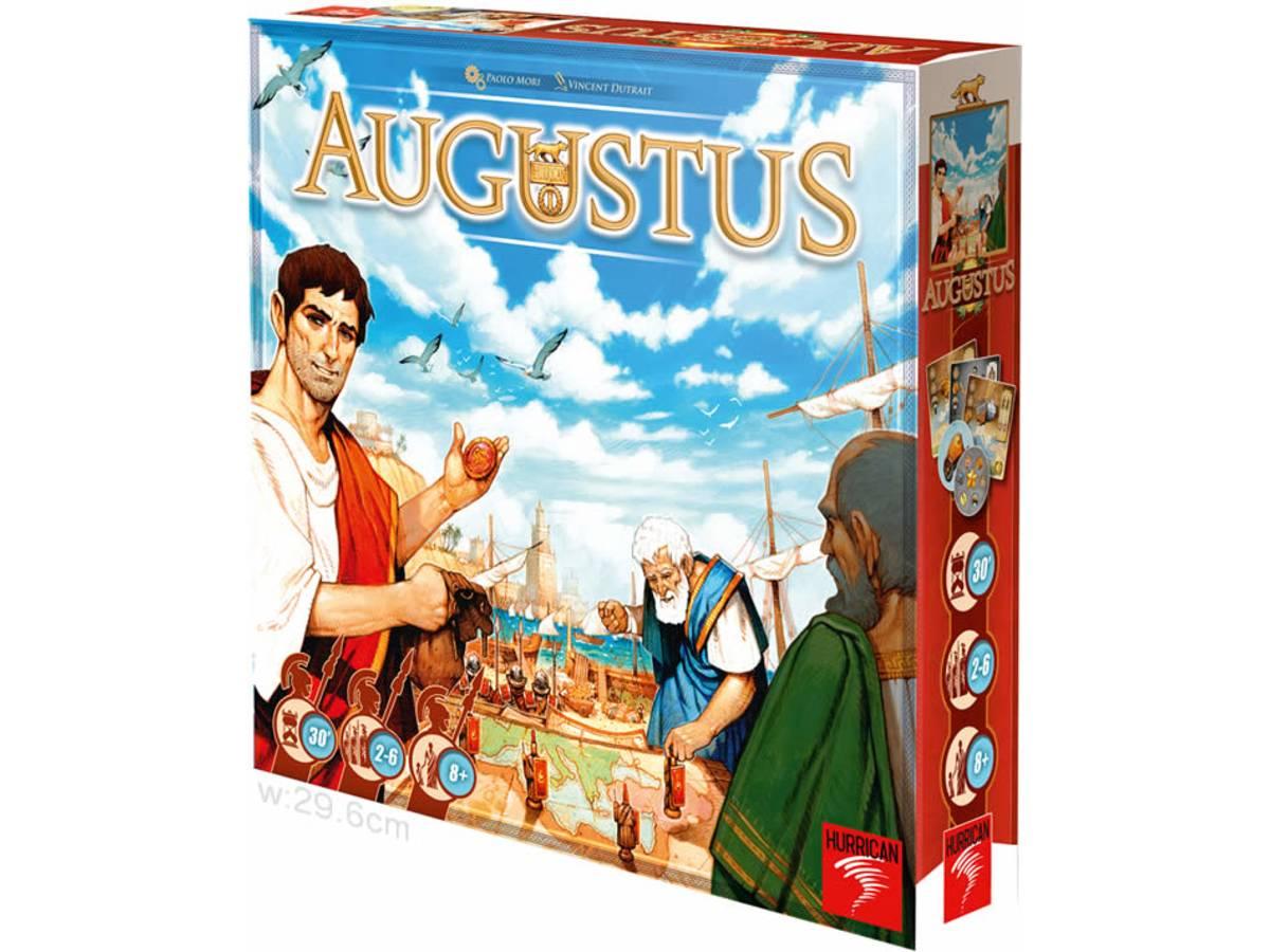アウグストゥス(Augustus)の画像 #30050 ぽっくりさん