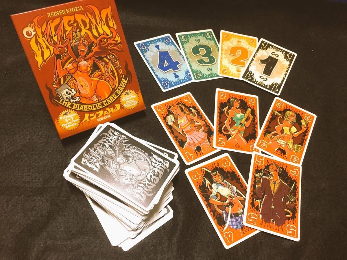 インフェルノ(Inferno)の画像 #50886 炬燵どらごんさん