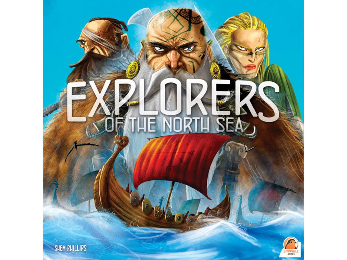 エクスプローラーズ・オブ・ザ・ノースシー(Explorers of the North Sea)の画像 #53675 まつながさん