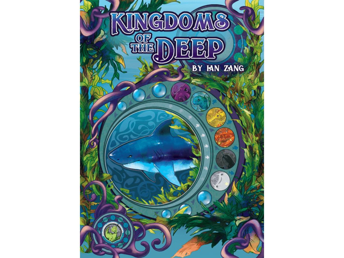 キングダムズ・オブ・ザ・ディープ(Kingdoms of the Deep)の画像 #68286 まつながさん