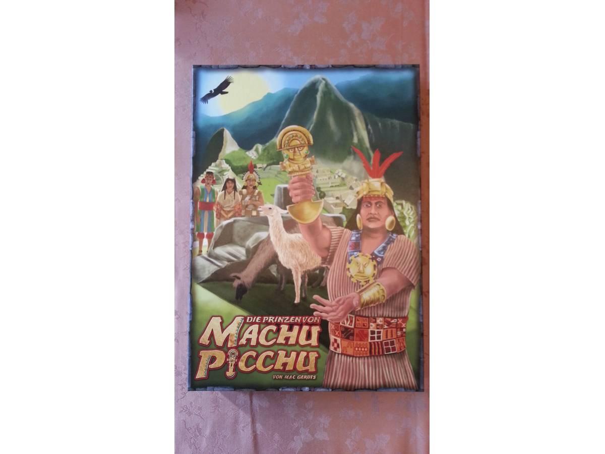 マチュピチュの王子(The Princes of Machu Picchu / Die Prinzen von Machu Picchu)の画像 #72284 オグランド(Oguland)さん