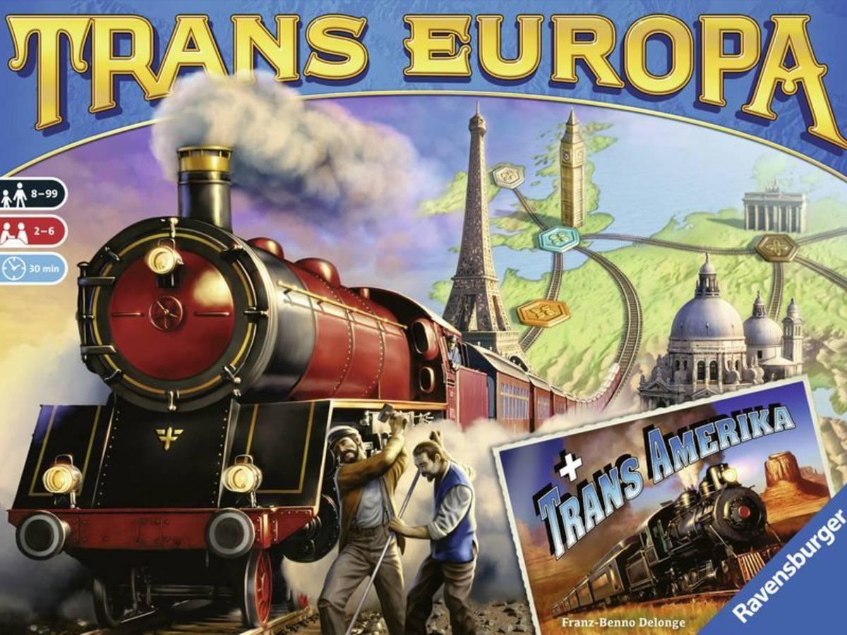 トランスヨーロッパ&トランスアメリカ(Trans Europa & Trans Amerika)の画像 #52969 まつながさん