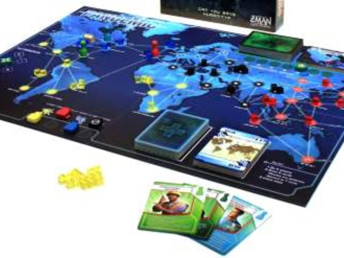 パンデミック:新たなる試練(Pandemic: A New Challenge)の画像 #29735 ぽっくりさん