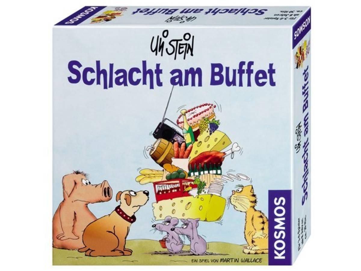 ビュッフェの戦い(Schlacht am Buffet)の画像 #35952 ボドゲーマ運営事務局さん