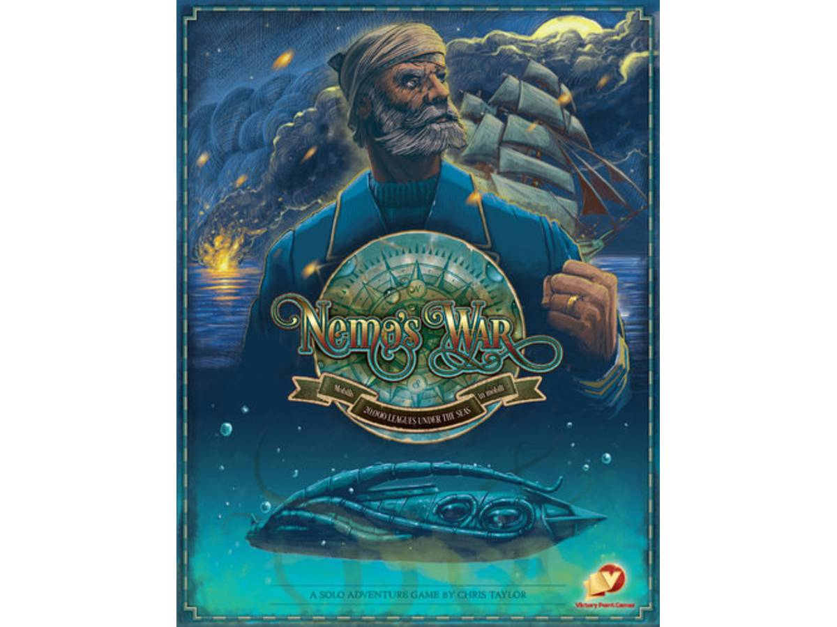 ネモの戦い ~海底二万マイルを超えて~(Nemo's War (second edition))の画像 #38425 まつながさん