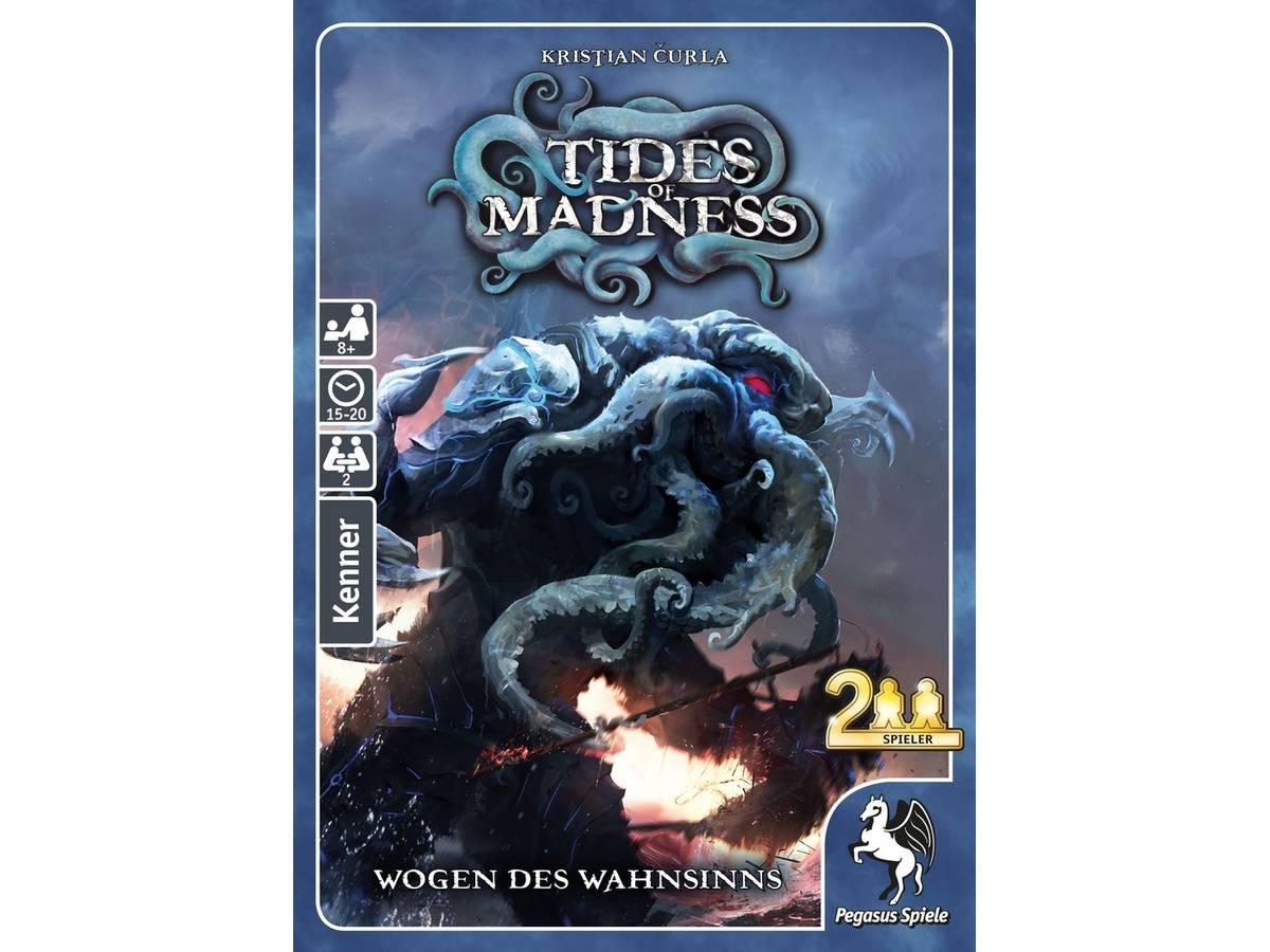 狂気の潮流 / タイズ・オブ・マッドネス(TIDES OF MADNESS)の画像 #33748 ボドゲーマ運営事務局さん