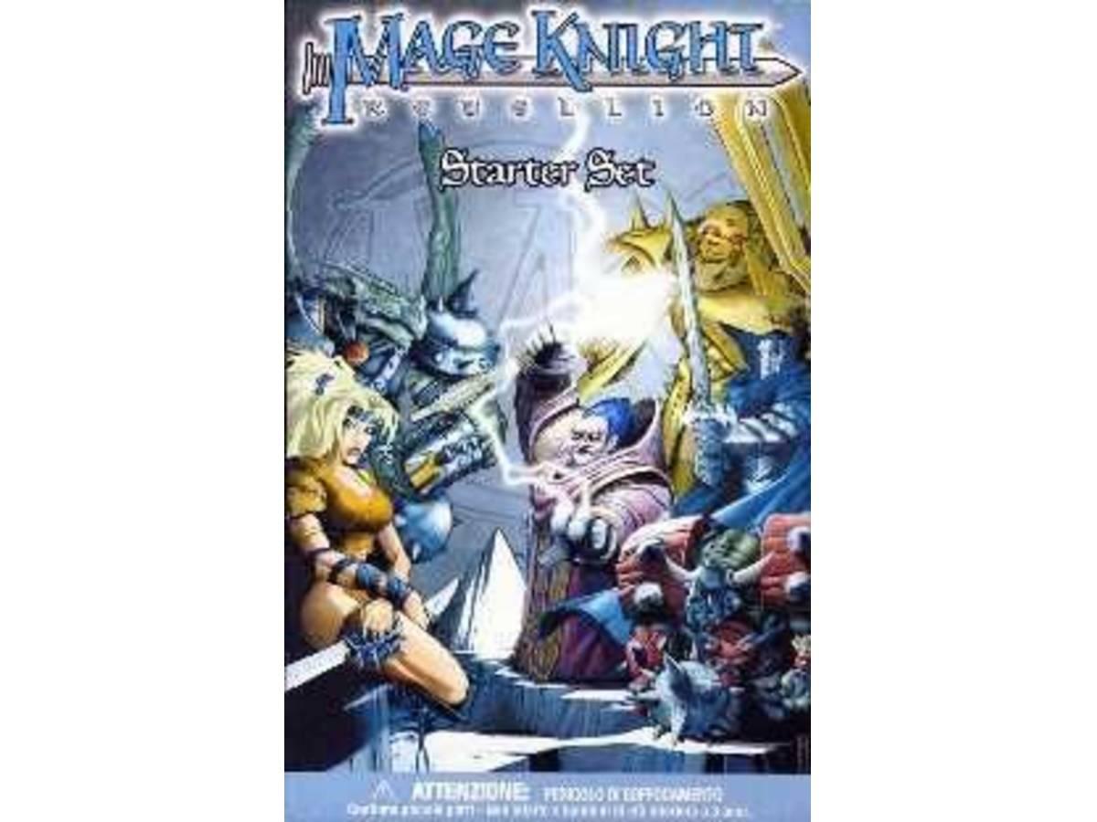 メイジナイト(Mage Knight)の画像 #45270 ボドゲーマ運用事務局2さん