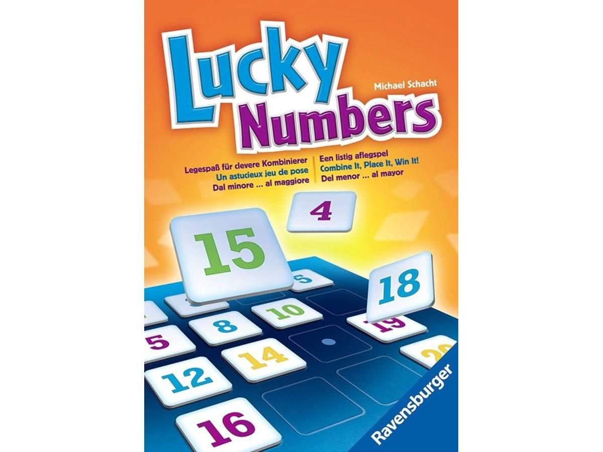 ラッキー・ナンバー(Lucky Numbers)の画像 #34232 Pinoさん