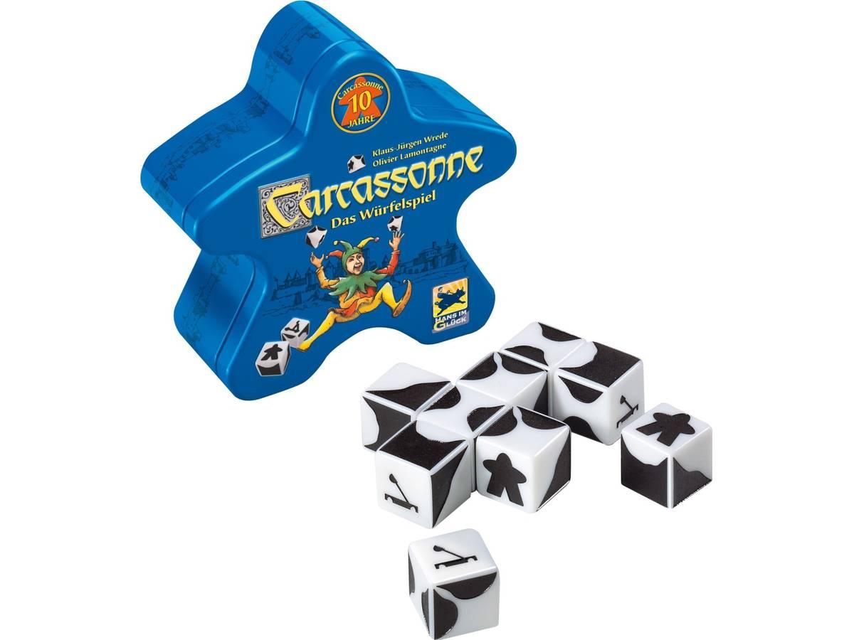カルカソンヌダイス(Carcassonne: The Dice Game)の画像 #31435 みーぷる♡さん