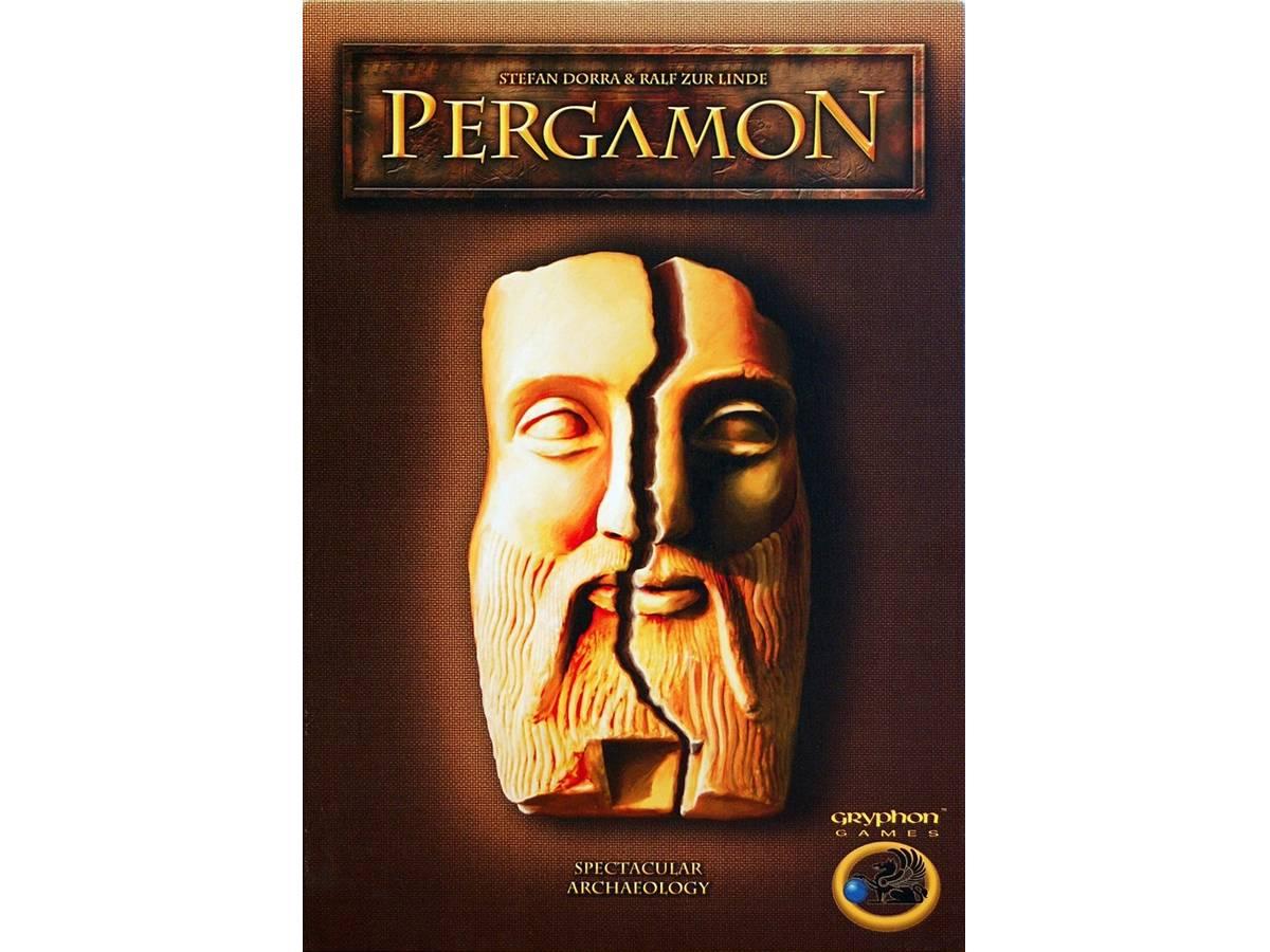 ペルガモン(Pergamon)の画像 #32746 ボドゲーマ運営事務局さん