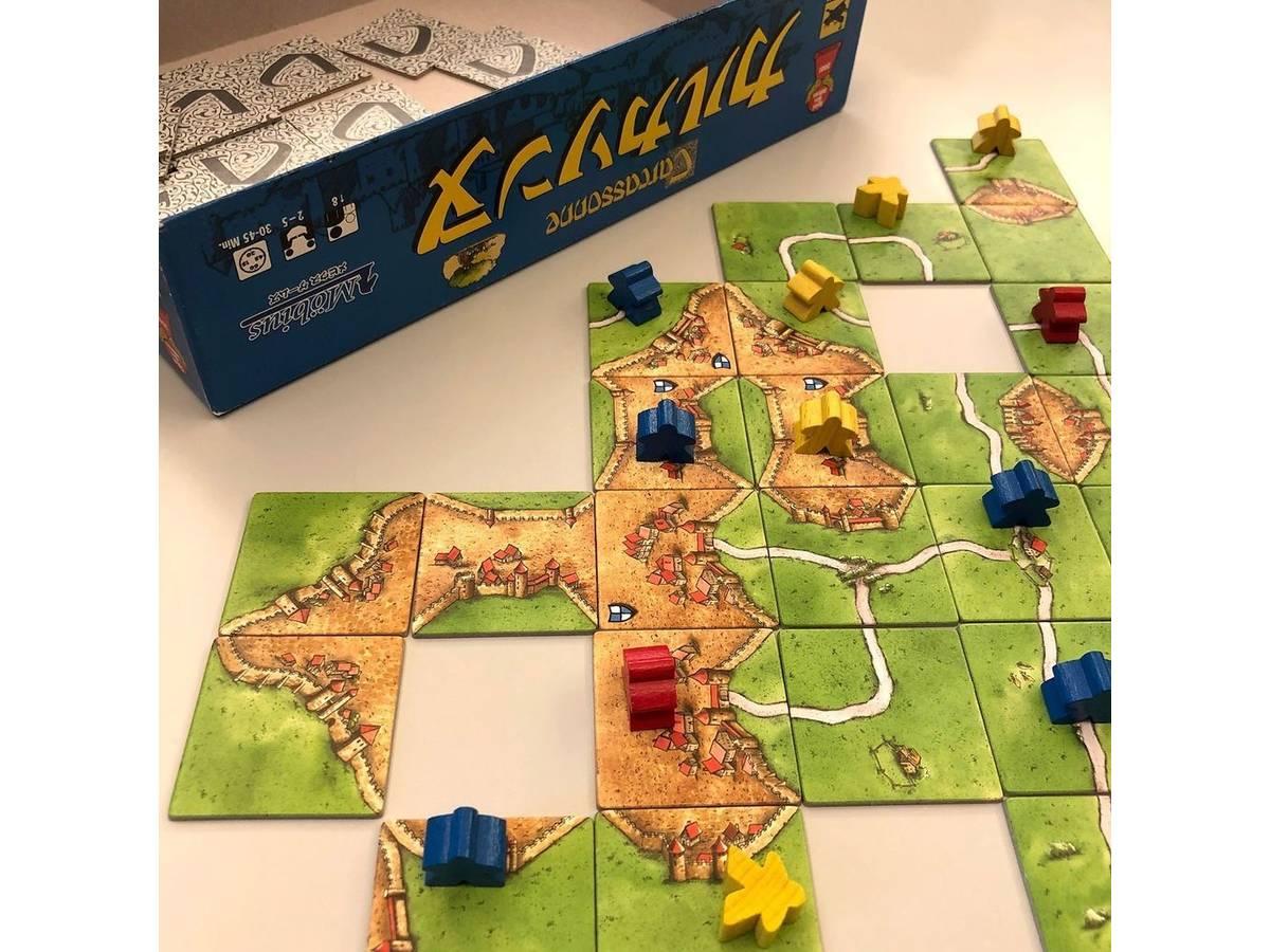 カルカソンヌ(Carcassonne)の画像 #55043 こかど@サンセットゲームズさん