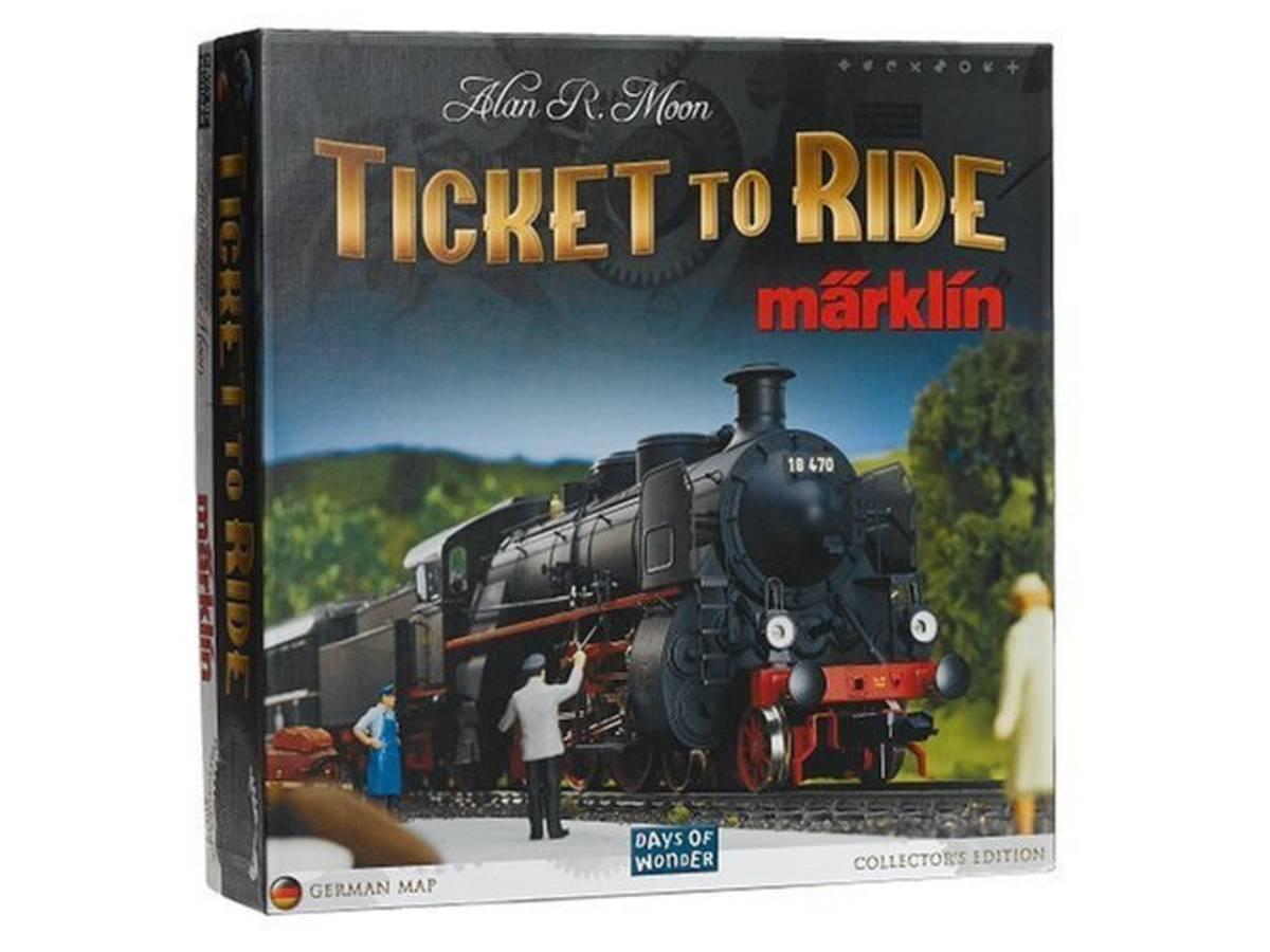チケットトゥライド:メルクリン(Ticket to Ride: Maerklin)の画像 #31832 ボドゲーマ運営事務局さん