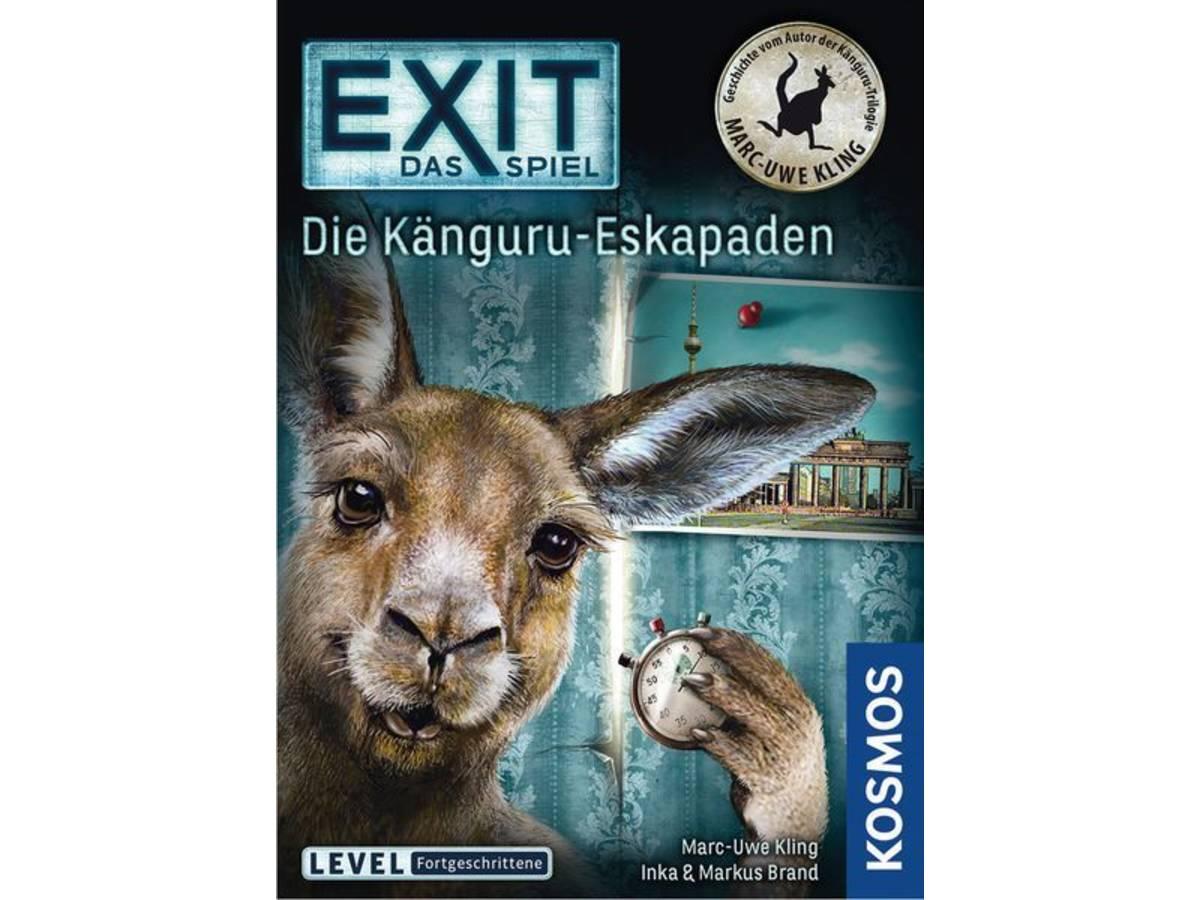 脱出:ザ・ゲーム カンガルー拡張(EXIT: Das Spiel – Die Känguru-Eskapaden)の画像 #50129 まつながさん