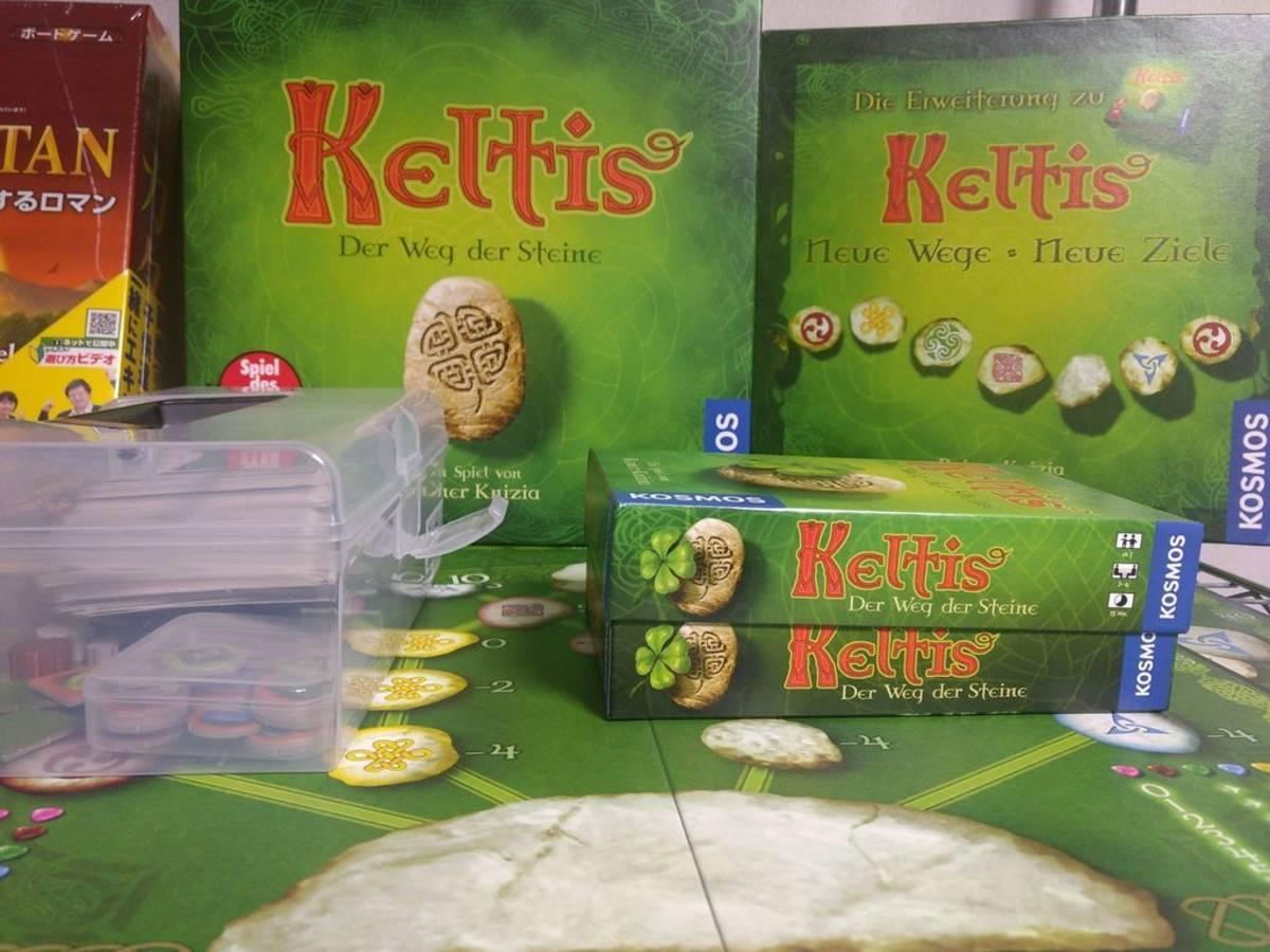 ケルト(Keltis)の画像 #58453 ボドゲを楽しむ会さん