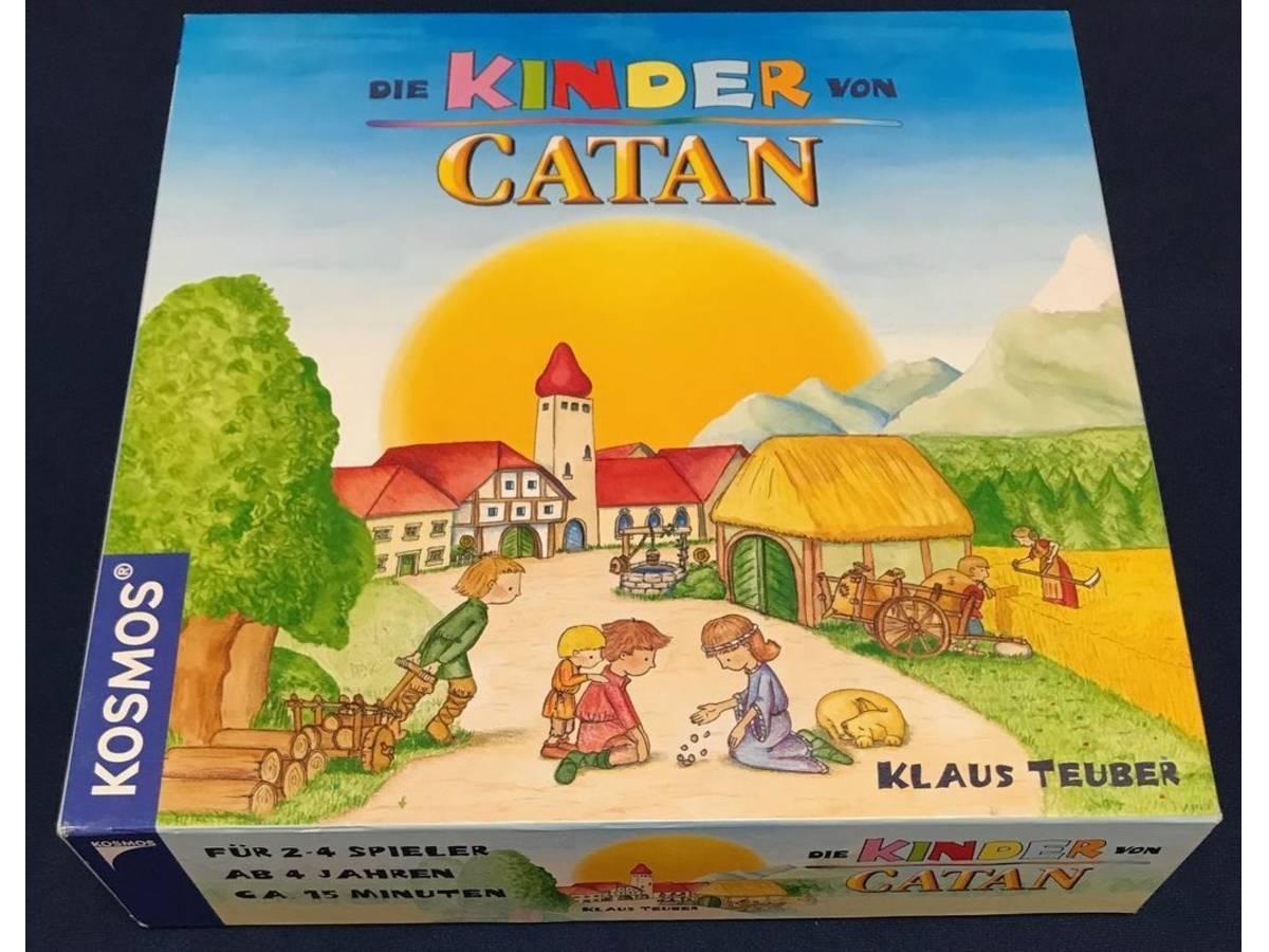 キンダーカタン(The Kids of Catan)の画像 #60430 PETさん