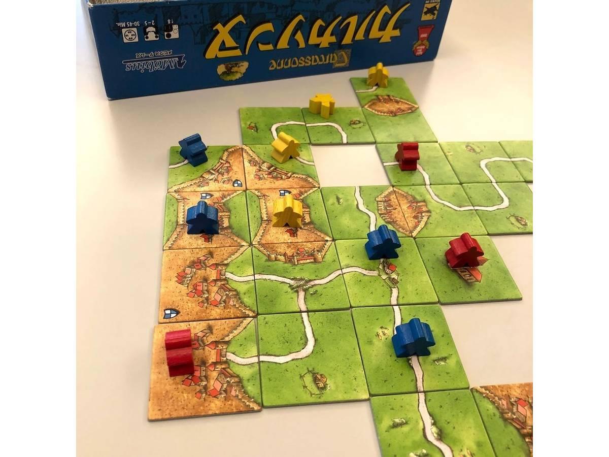 カルカソンヌ(Carcassonne)の画像 #55041 こかど@サンセットゲームズさん