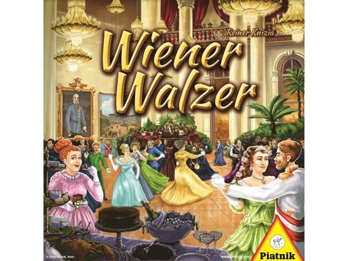 ウィンナーワルツ(Wiener Walzer)の画像 #33475 ボドゲーマ運営事務局さん