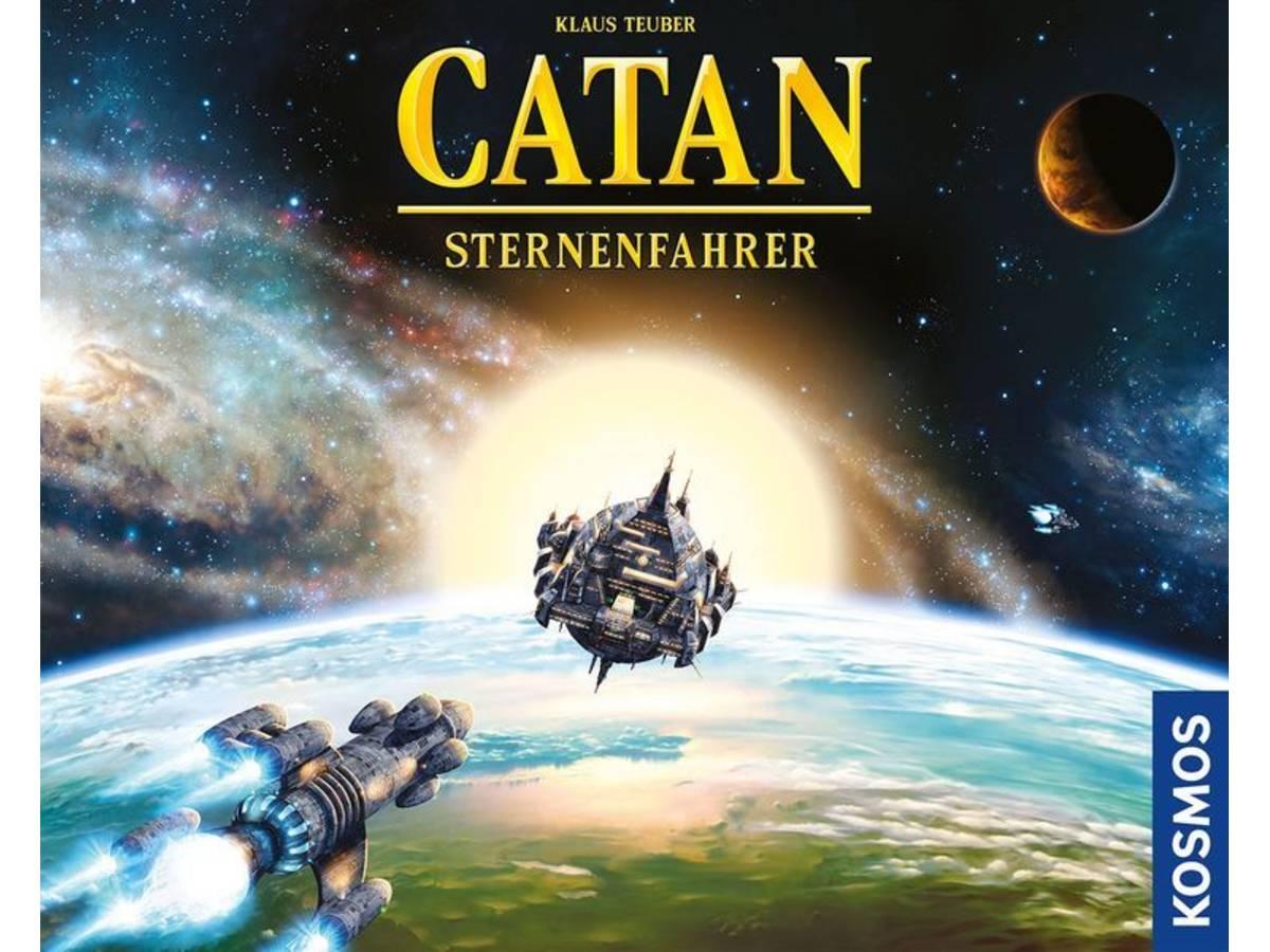 カタン:宇宙開拓者(Catan: Starfarers)の画像 #58042 まつながさん