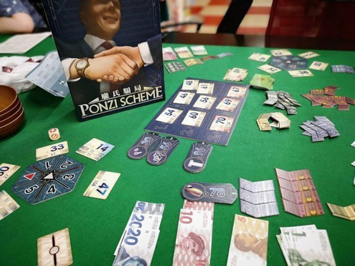 ポンジスキーム(Ponzi Scheme)の画像 #57217 ろべるとさん