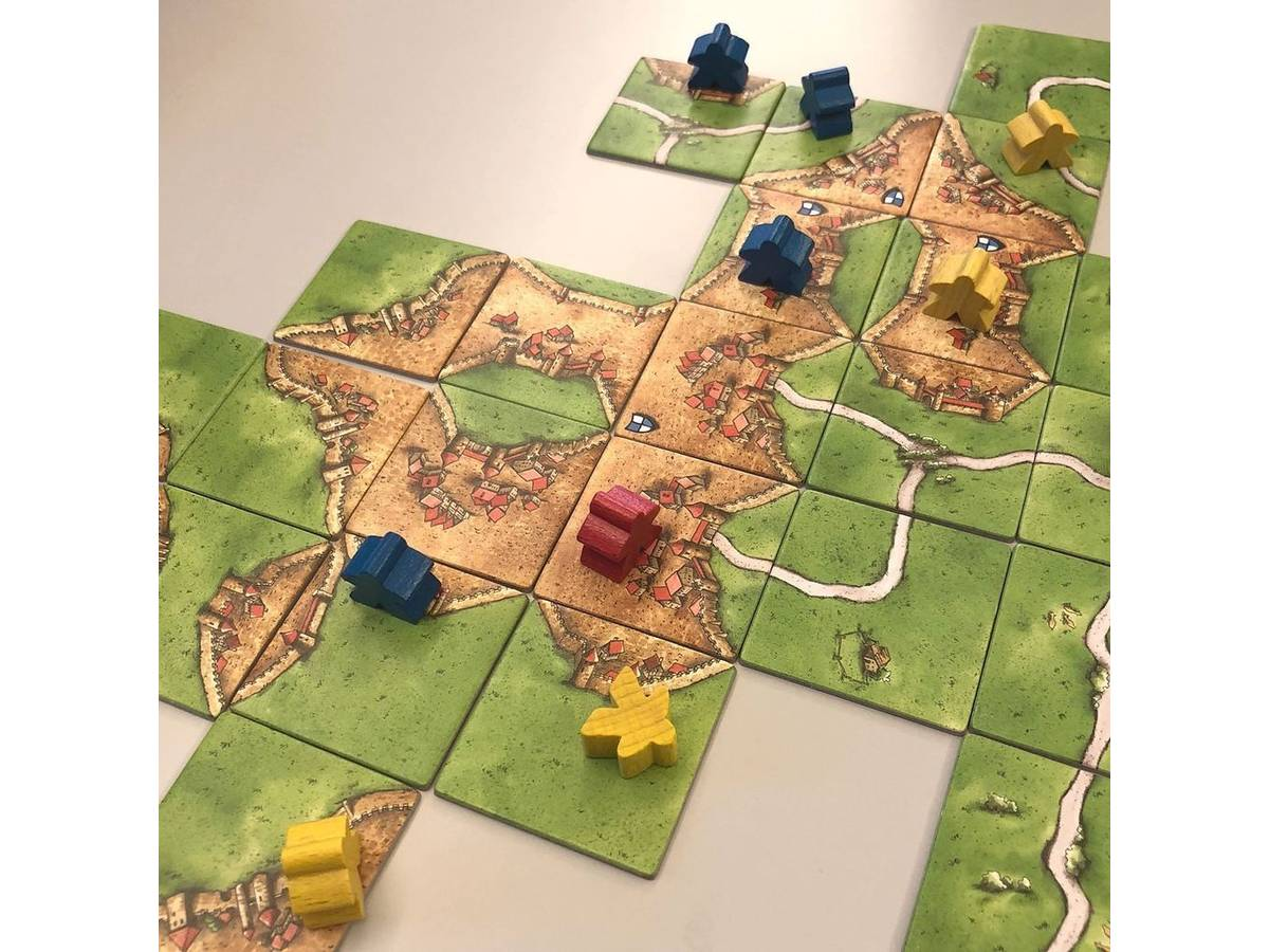カルカソンヌ(Carcassonne)の画像 #55044 こかど@サンセットゲームズさん