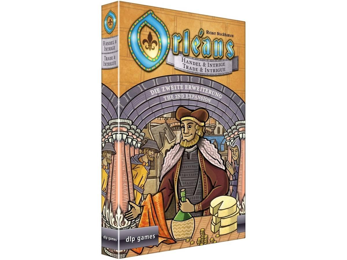 オルレアン:交易と陰謀(Orléans: Trade & Intrigue)の画像 #33779 ボドゲーマ運営事務局さん