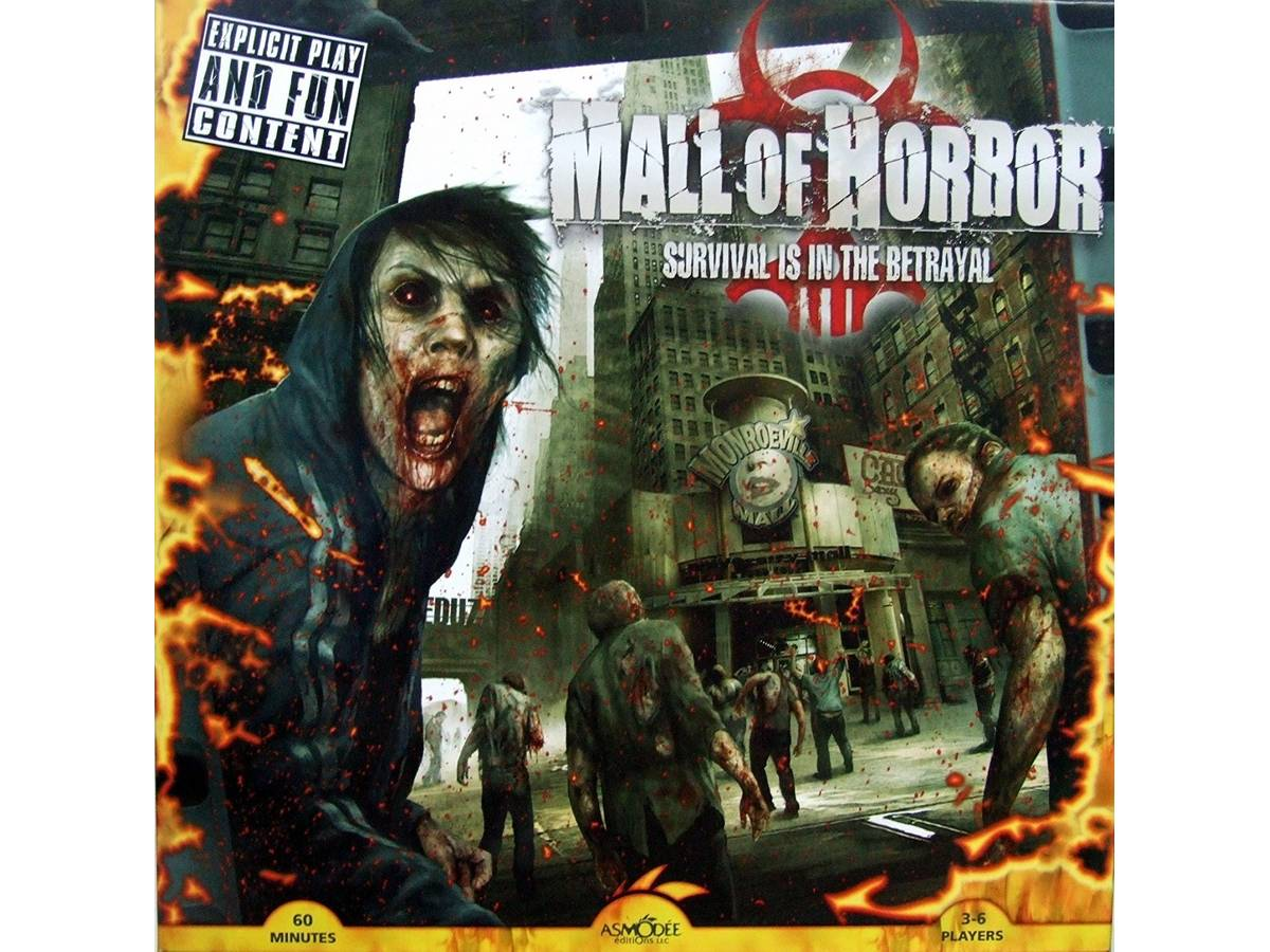 恐怖のショッピングモール(Mall of Horror)の画像 #35611 ボドゲーマ運営事務局さん
